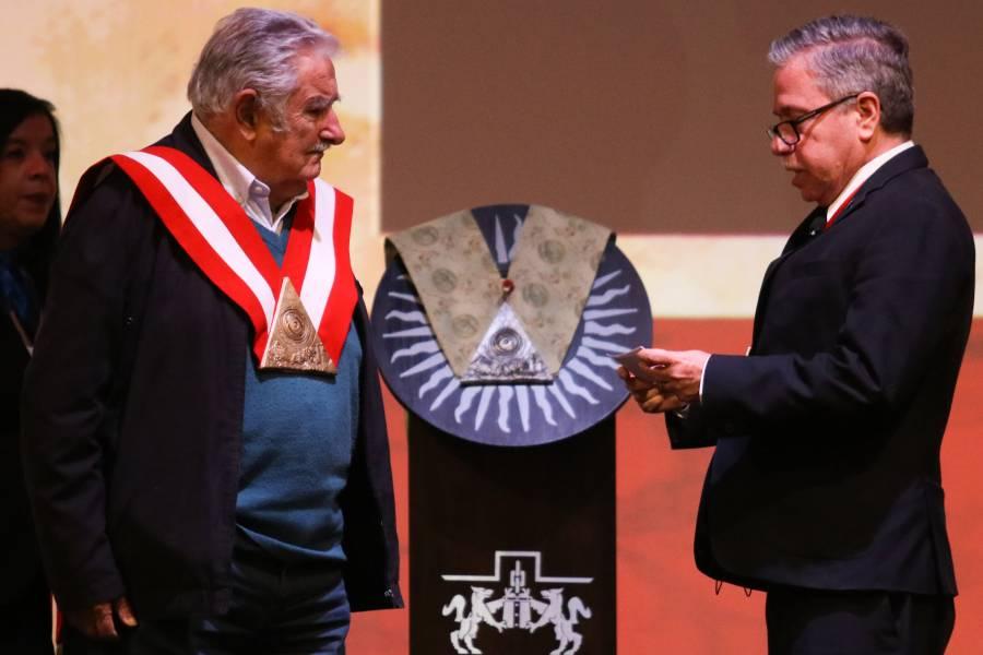 Ibero concede Doctorado Honoris Causa a José Mujica
