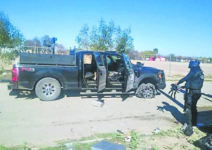 Hay 2 detenidos por balacera en Coahuila