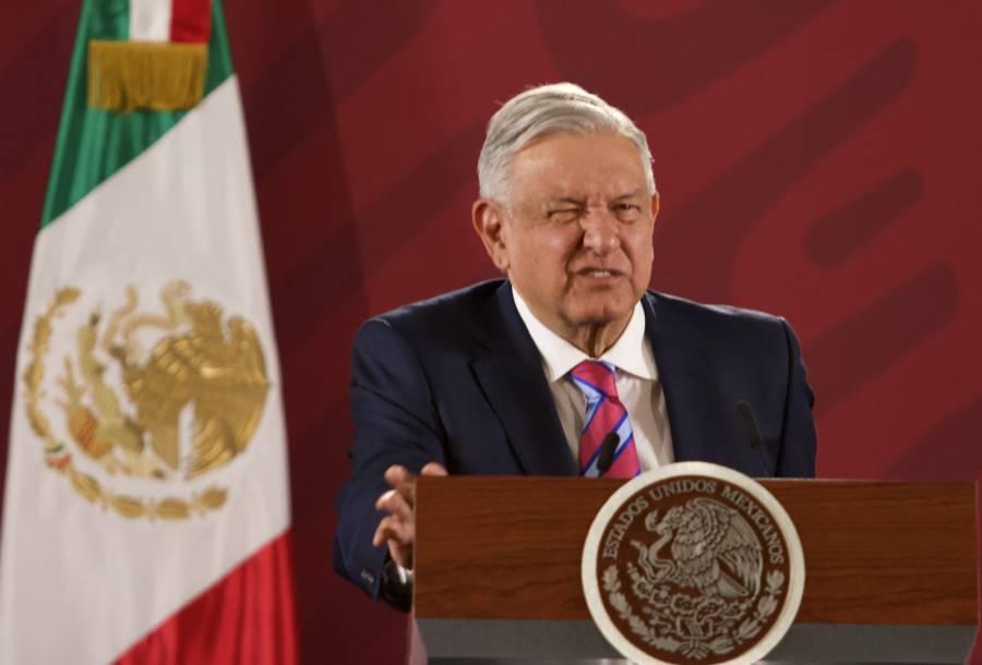 Reitera López Obrador buena relación con IP