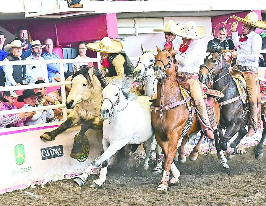 2 Coronas para Nayarit y una para el Estado de México