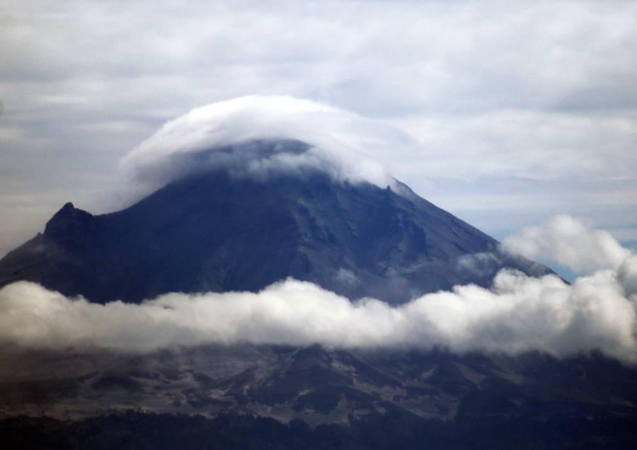 Popocatépetl bajo supervisión constante