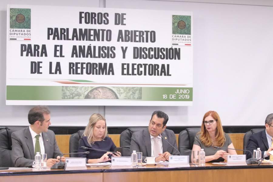 Morena no pretende apoderarse del INE: Diputado Gutiérrez