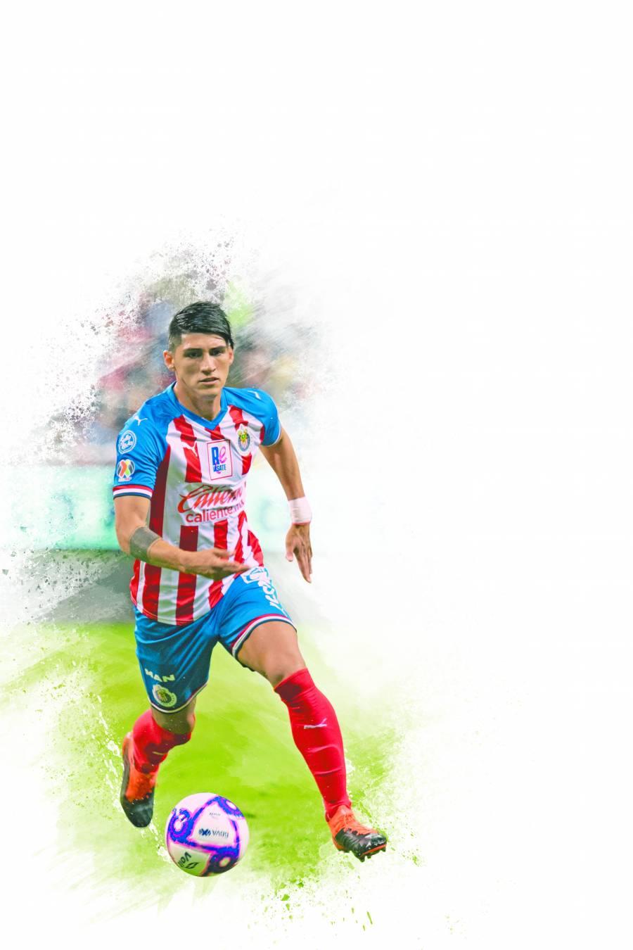 Con 4 títulos y como campeón de goleo, Pulido abandona a Chivas
