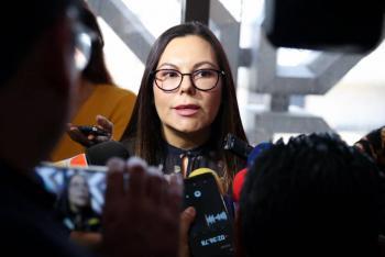 Con diálogo y unidad se pueden enfrentar los retos que mantiene México: Laura Rojas