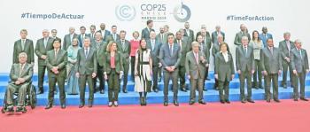 68 naciones se comprometen con el medio ambiente, sólo países que lanzan 8% de CO2 prometen reducirlo
