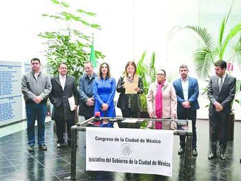Gobierno capitalino va por registro de agresores sexuales