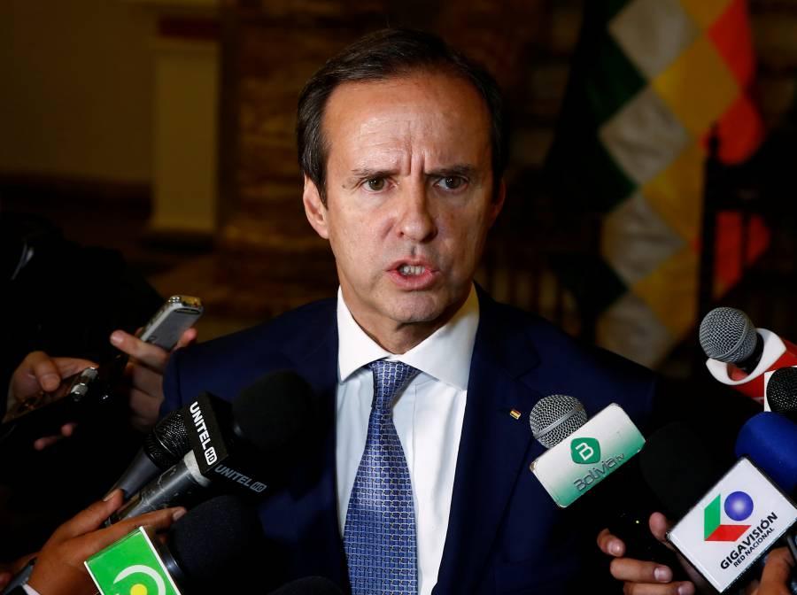 Delegado del gobierno boliviano de Jeanine Áñez viajará a México