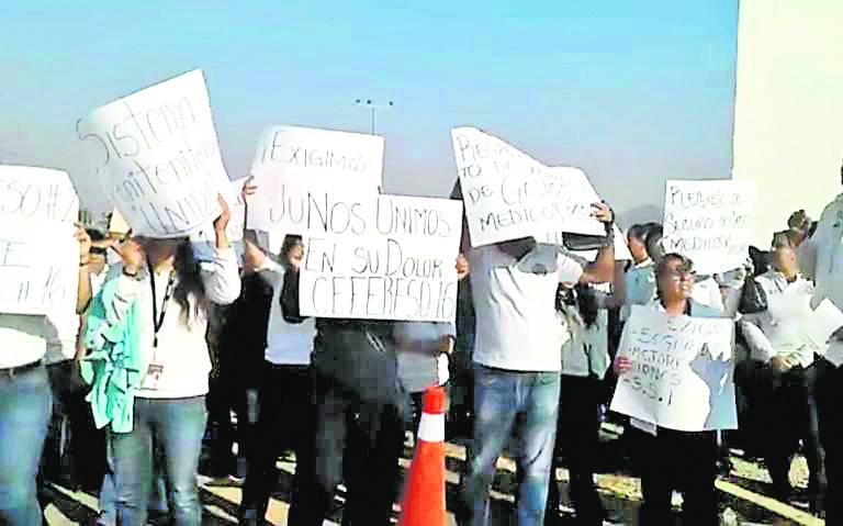 Custodios de Puente Grande acusan amenazas de reos