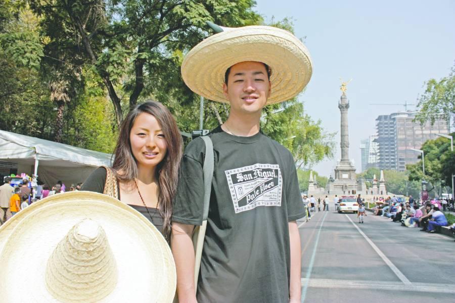 El AICM se leerá en chino en 2020