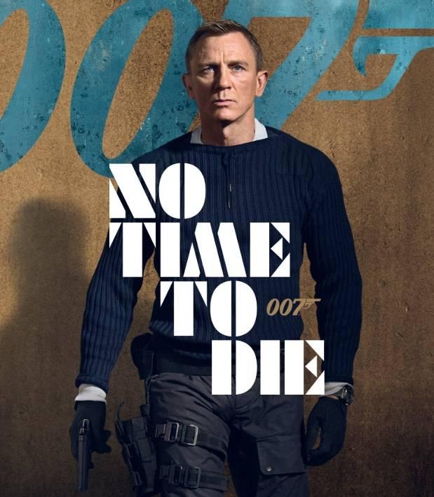 """Lanzan primeras imágenes de """"No Time to Die"""""""