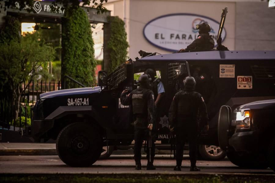 Tras rumores, autoridades niegan balaceras en Culiacán