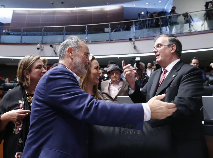 ...Y Morena, PT y PES respaldan las decisiones de la secretaría