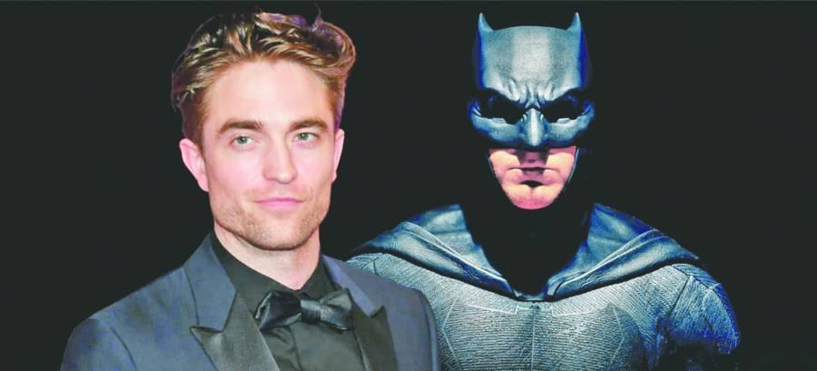 Batman no es un superhéroe: Robert Pattinson