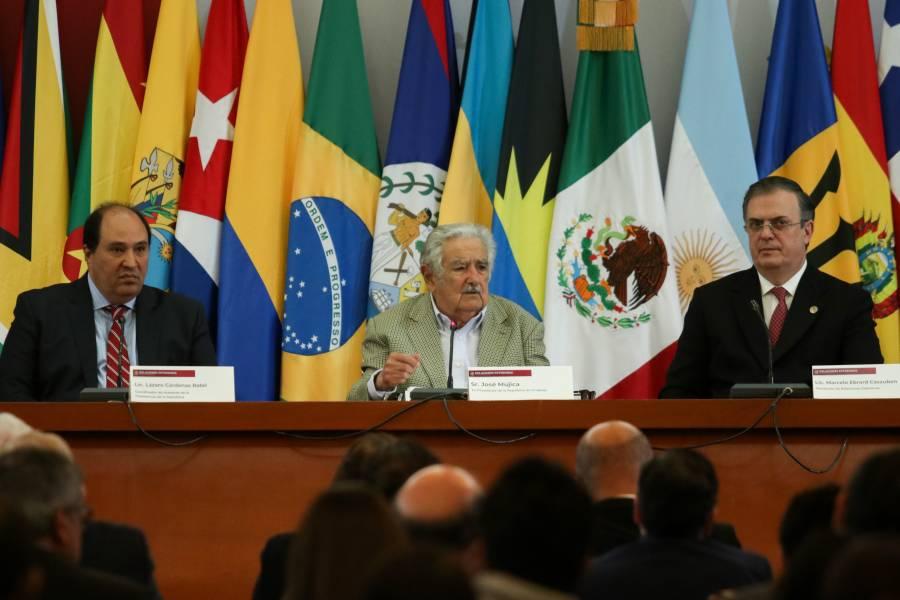 Necesaria, integración de América Latina sin importar ideología: Mujica