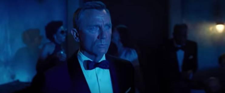 """Daniel Craig y Rami Malek lucen en el tráiler de """"No Time to Die"""""""