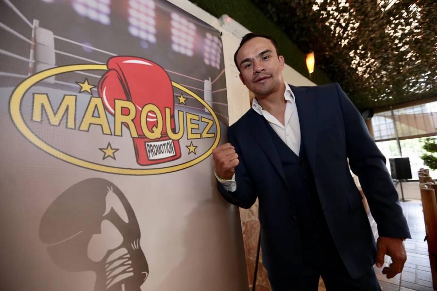 Juan Manuel Márquez, nuevo integrante del Salón de la Fama del Boxeo