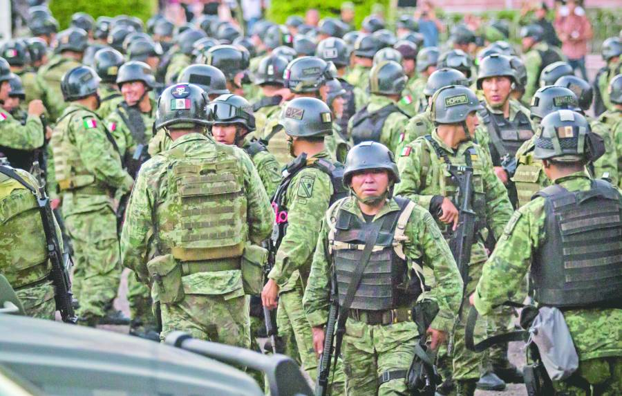 Corte Avala ley que permite a Sedena dar de baja a militares