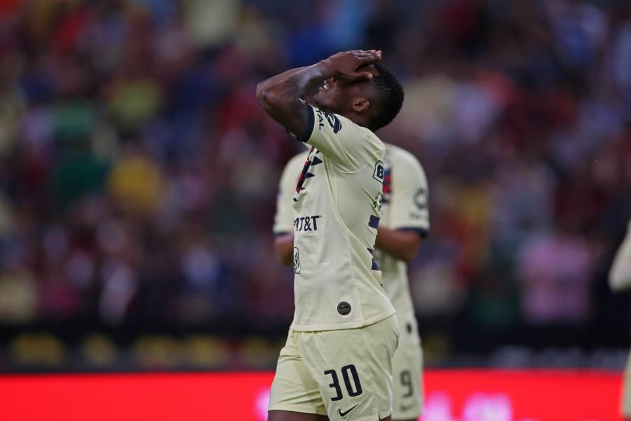 Renato Ibarra se pierde la semifinal de ida ante Monarcas