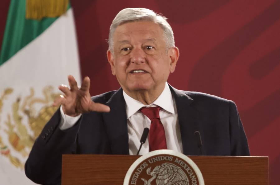 """Propone AMLO llevar a consulta tema del """"outsourcing"""""""