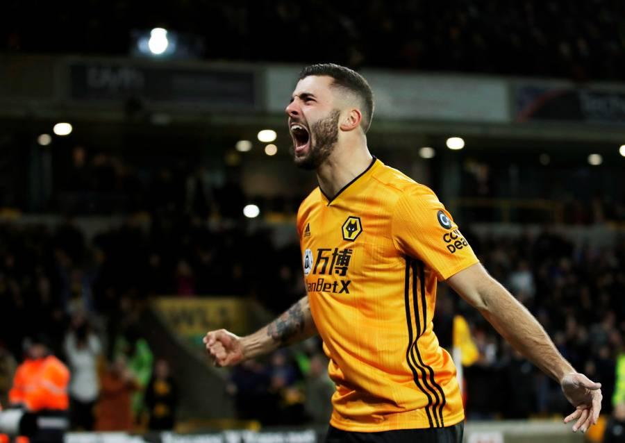 Wolverhampton gana y alcanza el quinto puesto de la Premier League