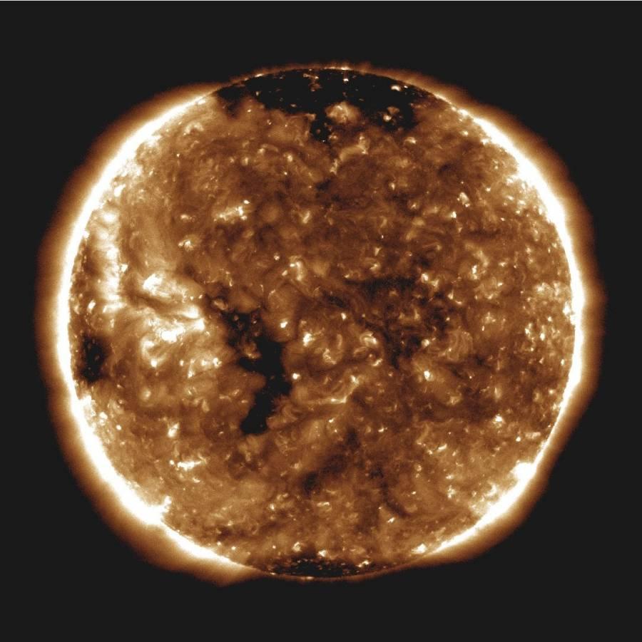 Por primera vez una sonda penetra en el Sol