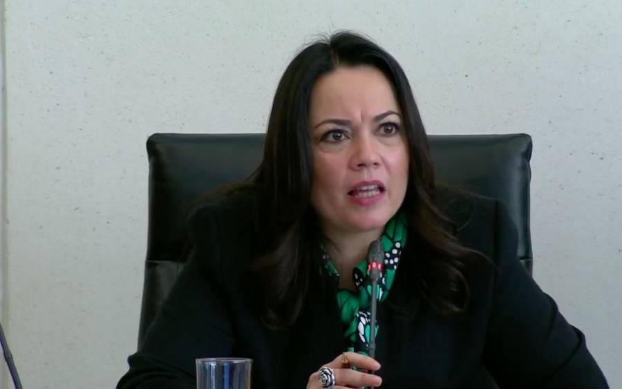 Asegura Diana Álvarez no tener afiliación partidista