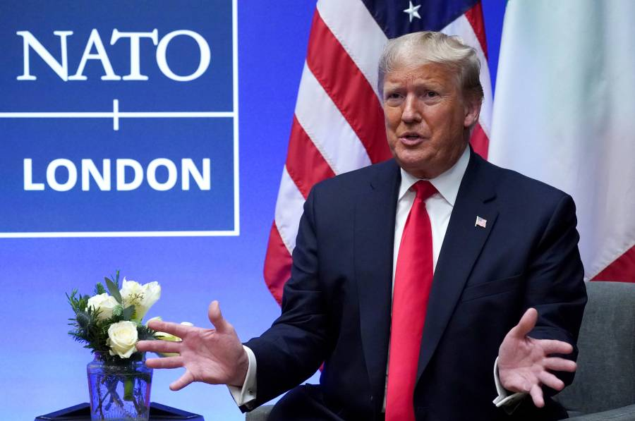 Los berrinches más sonados de Donald Trump