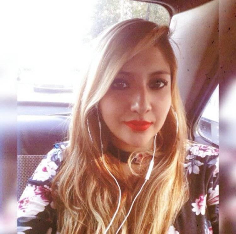 Localizan a Karen Espíndola; había desaparecido tras tomar un taxi