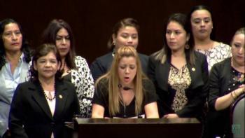 Pongamos los ojos en los impartidores de justicia en el país para evitar que sean cooptados por la corrupción, exhorta González Castañeda
