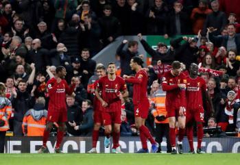 El Clásico de Merseyside se lo lleva el Liverpool