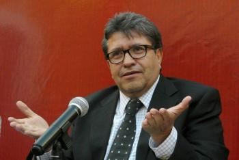 Mañana elige Senado nueva Ministra de la Corte, afirma Monreal