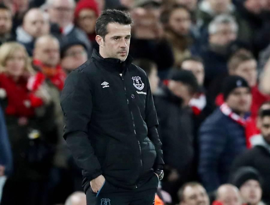 Everton anuncia el despido de Marco Silva