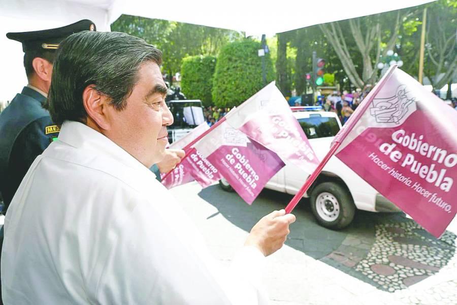 Comienzan en Puebla operativo por vacaciones de invierno