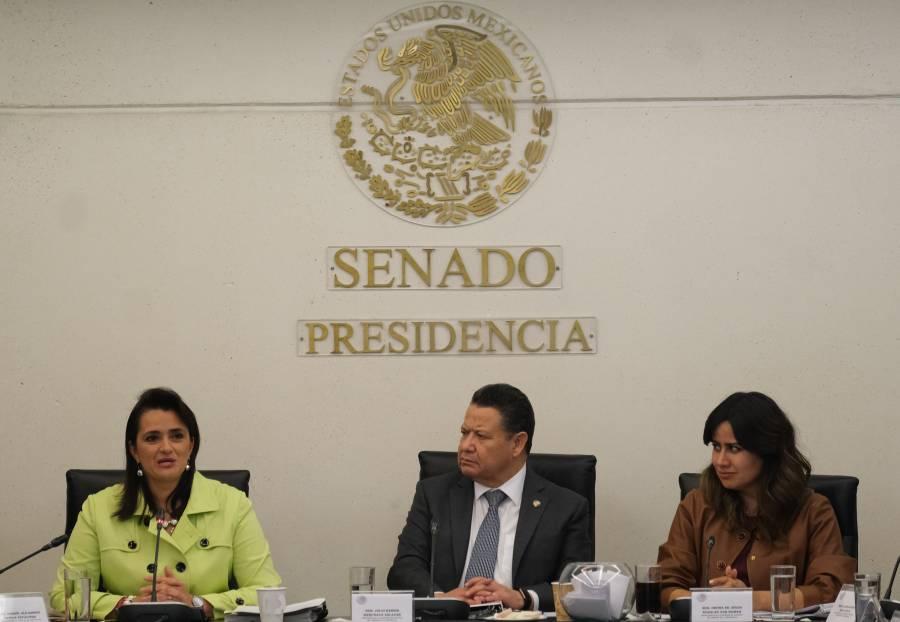 Senado de la República elige hoy a nueva ministra de la Suprema Corte