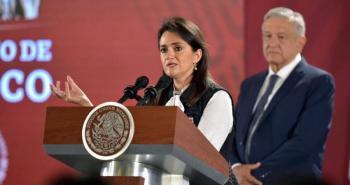 Margarita Ríos-Farjat, nueva ministra de la SCJN, en la función pública desde 1996