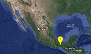 Sismo de 5.1 grados sacude límites de Veracruz y Oaxaca