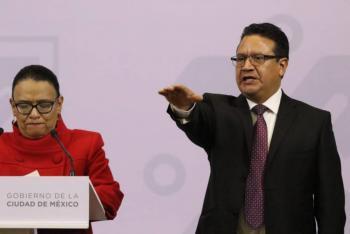 Dan posesión a Néstor Vargas como nuevo consejero jurídico