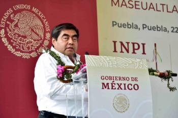 Da gobernador de Puebla banderazo a programa de protección vacacional