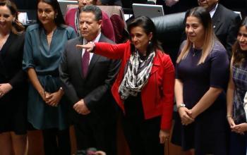 Elige Senado a Margarita Ríos Farjat como nueva Ministra de la SCJN