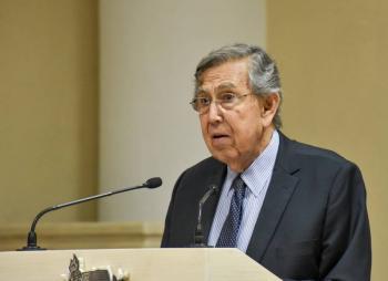 Ni AMLO, ni nadie, a la altura de personajes históricos: Cárdenas
