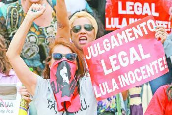 Exculpan a Lula en uno de los  10 casos abiertos en su contra