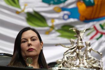 Urge resolver brecha salarial entre hombres y mujeres en México: Rojas Hernández