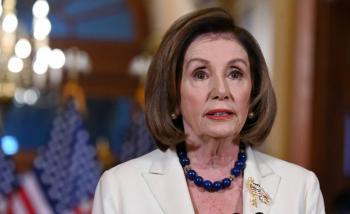 Pide Nancy Pelosi iniciar redacción de cargos del juicio político a Donald Trump