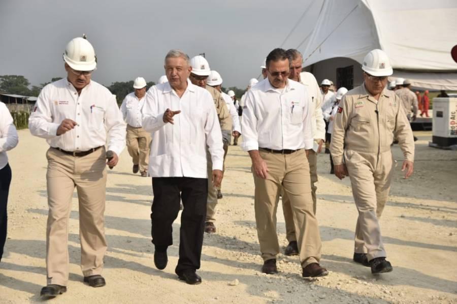 Pemex anuncia hallazgo de yacimiento petrolero en Tabasco