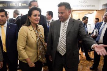 """Ríos-Farjat calificó como """"una falta de respeto"""", acusación de nepotismo"""