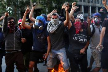 Condena la CIDH el uso excesivo de la fuerza en Chile