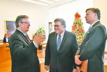 Cooperación con EU sin intervención: AMLO