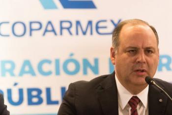 Lanza Coparmex campaña en defensa del INE