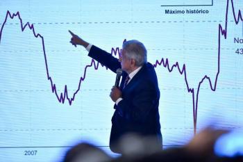 Paguen sus impuestos, en este gobierno no se los van a robar, afirma López Obrador