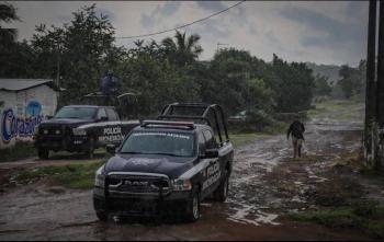 Se registran balaceras en Michoacán